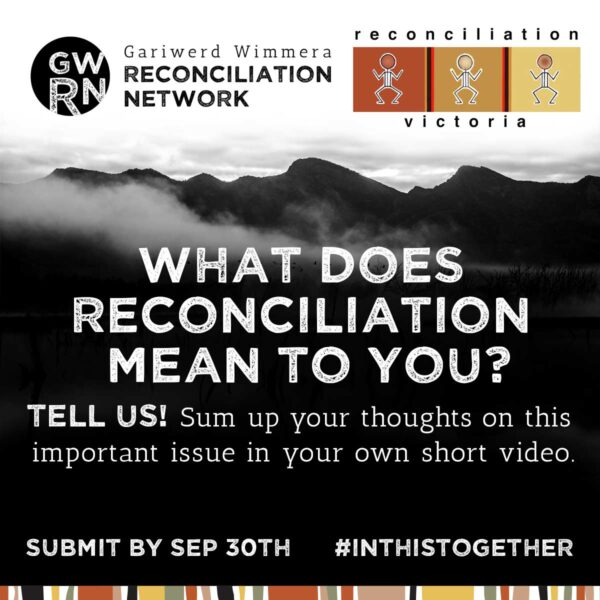 Reconciliation Week Flyer